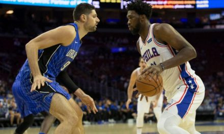 76ers vs. Magic – 12.27.2019