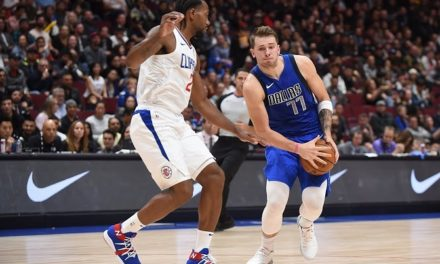 Clippers vs. Mavericks – 1.21.2020