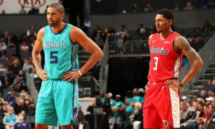 Wizards vs. Hornets – 12.10.2019
