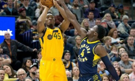 Pacers vs. Jazz – 1.20.2020