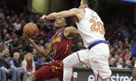 Knicks vs. Cavaliers – 1.20.2020