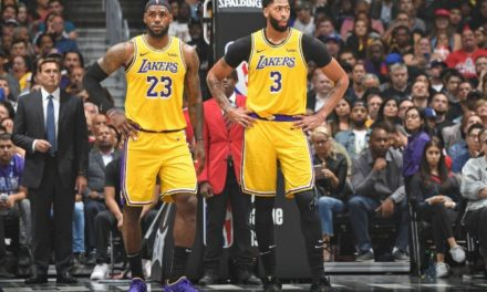 Lakers vs. Magic – 12.11.2019