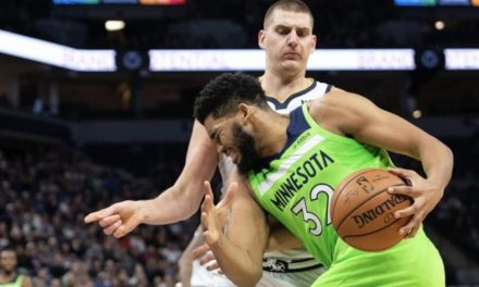 Timberwolves vs. Nuggets – 12.20.2019