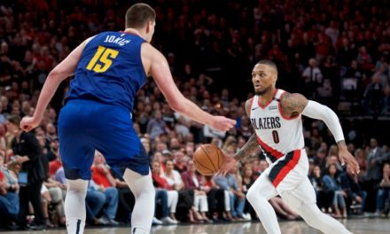 Trailblazers vs. Nuggets – 2.4.2020