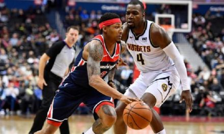 Wizards vs. Nuggets – 11.26.2019