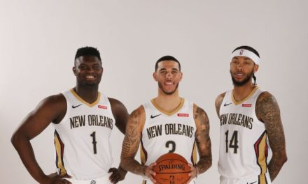 Pelicans vs. Grizzlies – 1.20.2020