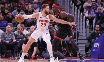 Raptors vs. Pistons – 12.18.2019