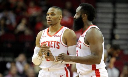 Rockets vs. Grizzlies – 1.14.2020