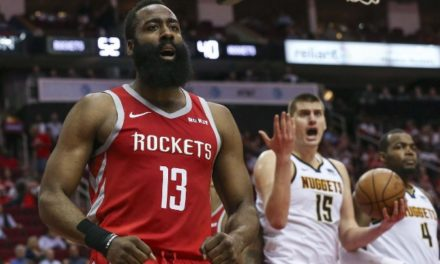 Rockets vs. Nuggets – 1.26.2020