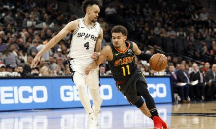 Hawks vs. Spurs – 1.17.2020