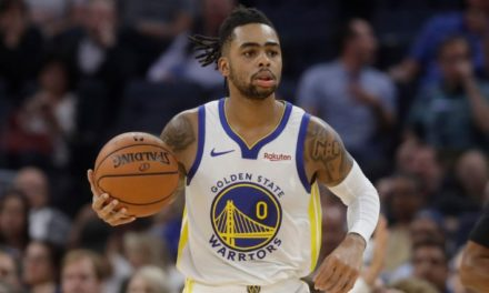 Pacers vs. Warriors – 1.24.2020