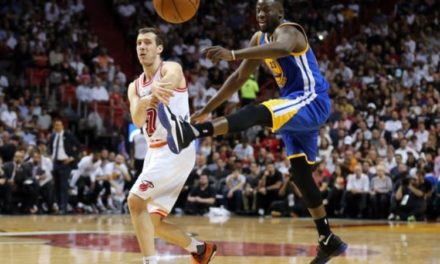 Heat vs. Warriors – 2.10.2020