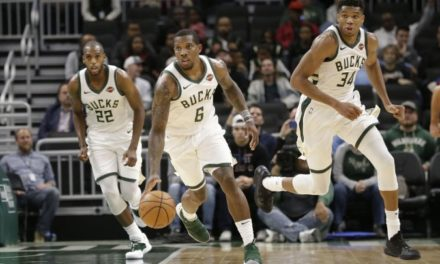 Bucks vs. Warriors – 1.8.2020
