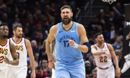 Grizzlies vs. Cavaliers – 12.20.2019