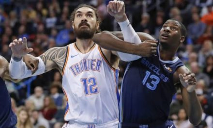 Grizzlies vs. Thunder – 12.26.2019