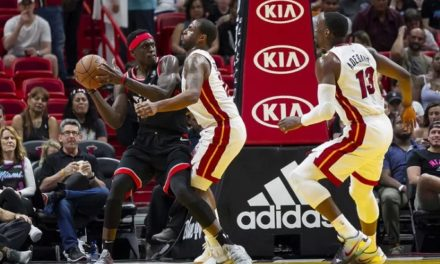 Heat vs. Raptors – 12.3.2019