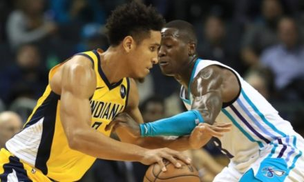 Hornets vs. Pacers – 2.25.2020