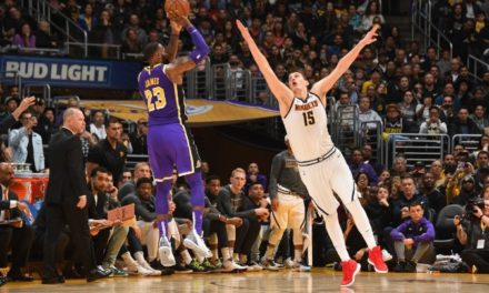 Lakers vs. Nuggets – 12.3.2019