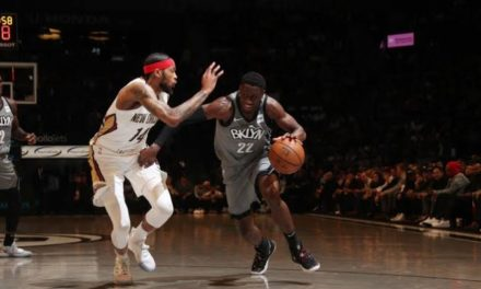Nets vs. Pelicans – 12.17.2019