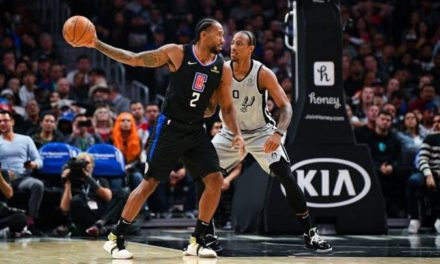 Clippers vs. Spurs – 12.21.2019