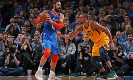 Thunder vs. Jazz – 12.9.2019