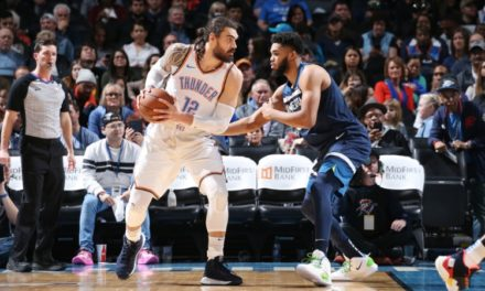 Thunder vs. Timberwolves – 1.13.2020