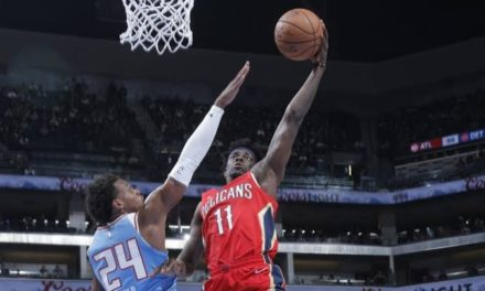 Pelicans vs. Kings – 1.4.2020