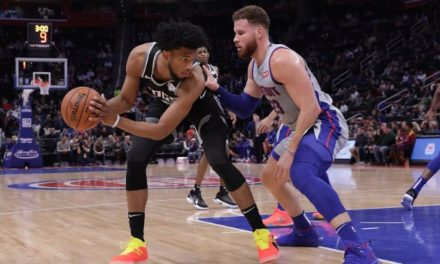 Kings vs. Pistons – 1.22.2020