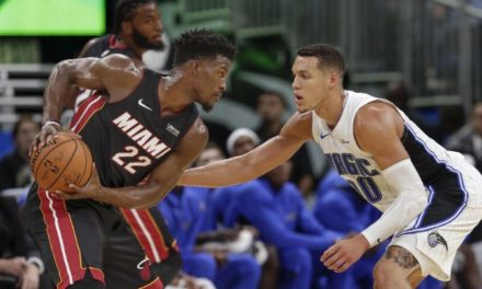 Magic vs. Heat – 1.27.2020
