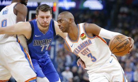 Mavericks vs. Thunder – 1.27.2020