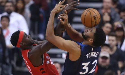 Timberwolves vs. Raptors – 2.10.2020