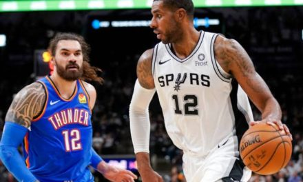 Thunder vs. Spurs – 1.2.2020