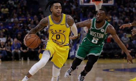 Warriors vs. Celtics – 1.30.2020