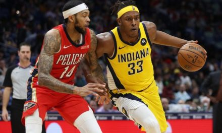 Pelicans vs. Pacers – 2.8.2020